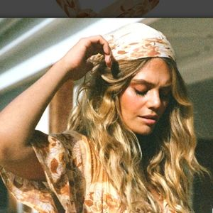 Nwt spell and the gypsy Coco Lei headscarf